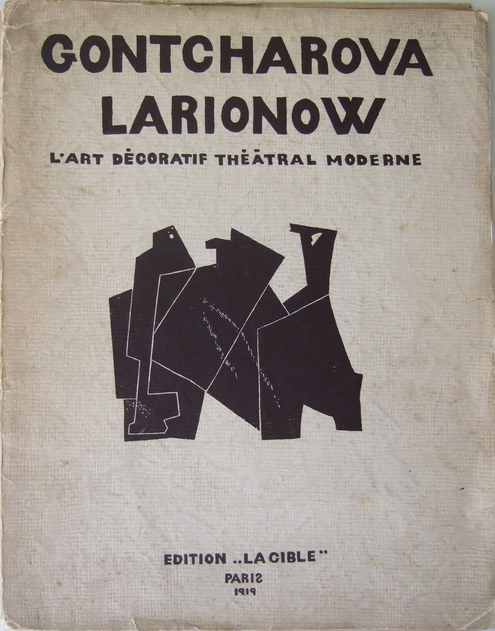 Gontcharova Larionow