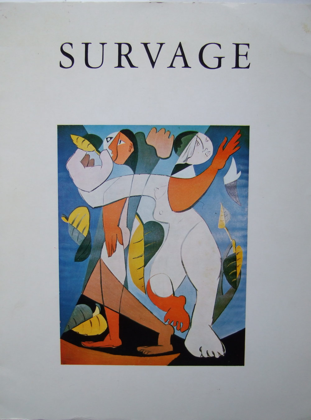 Survage. Catalogue of exhibition in Lyon, 1968.