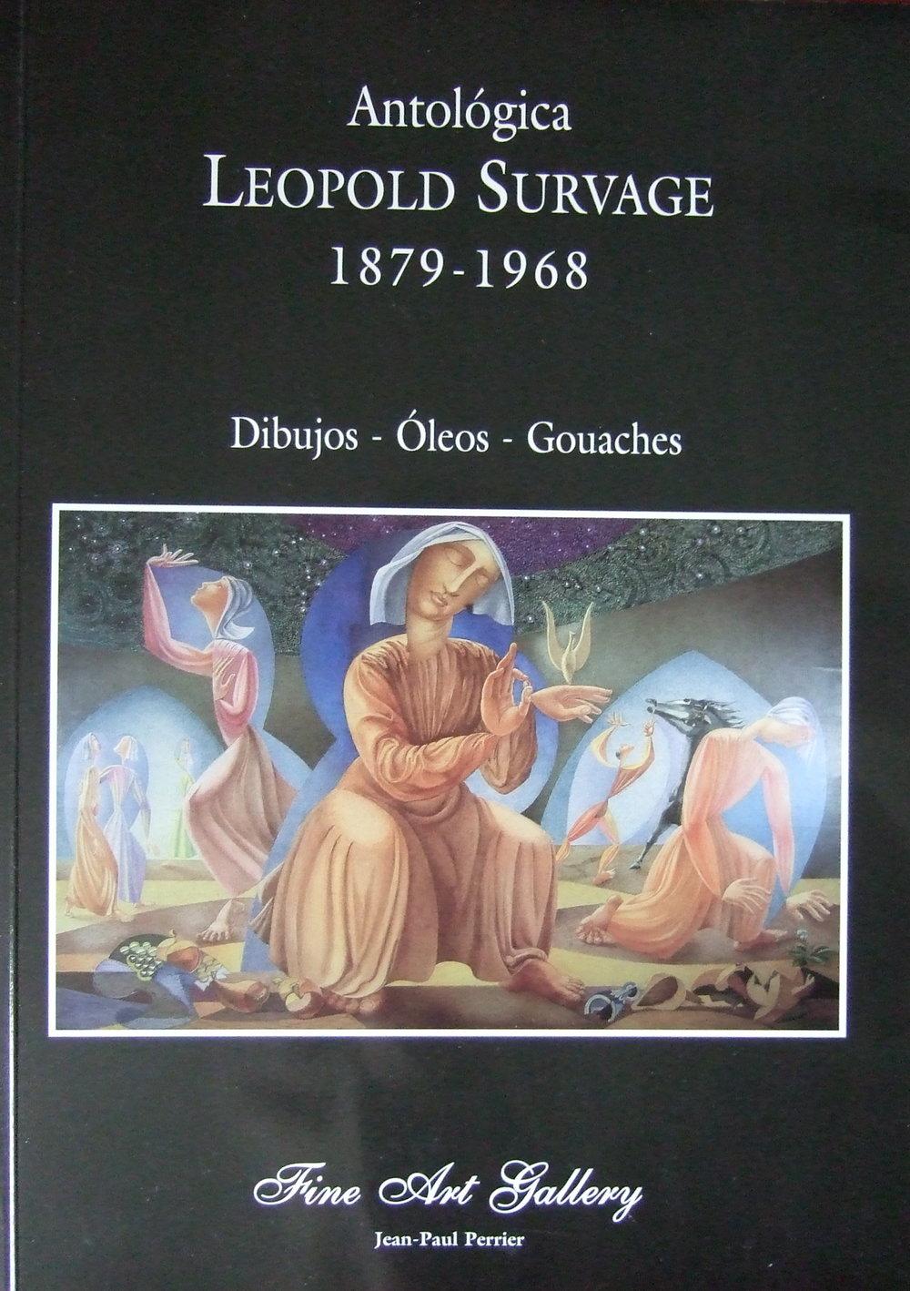 Antologica Leopold Survage 1879 - 1968