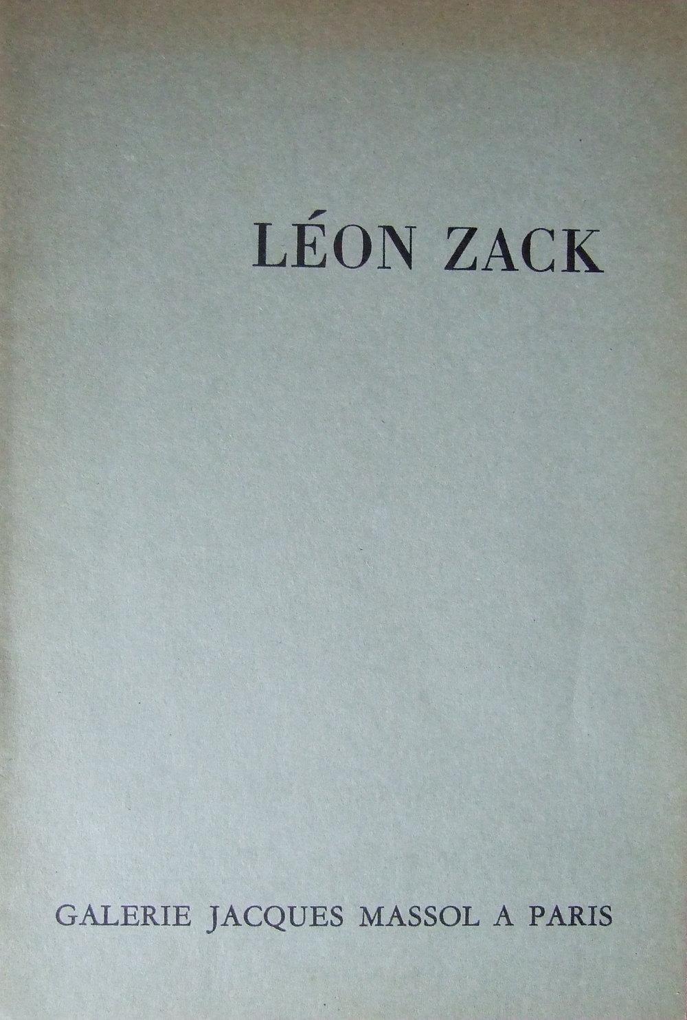 Leon Zack