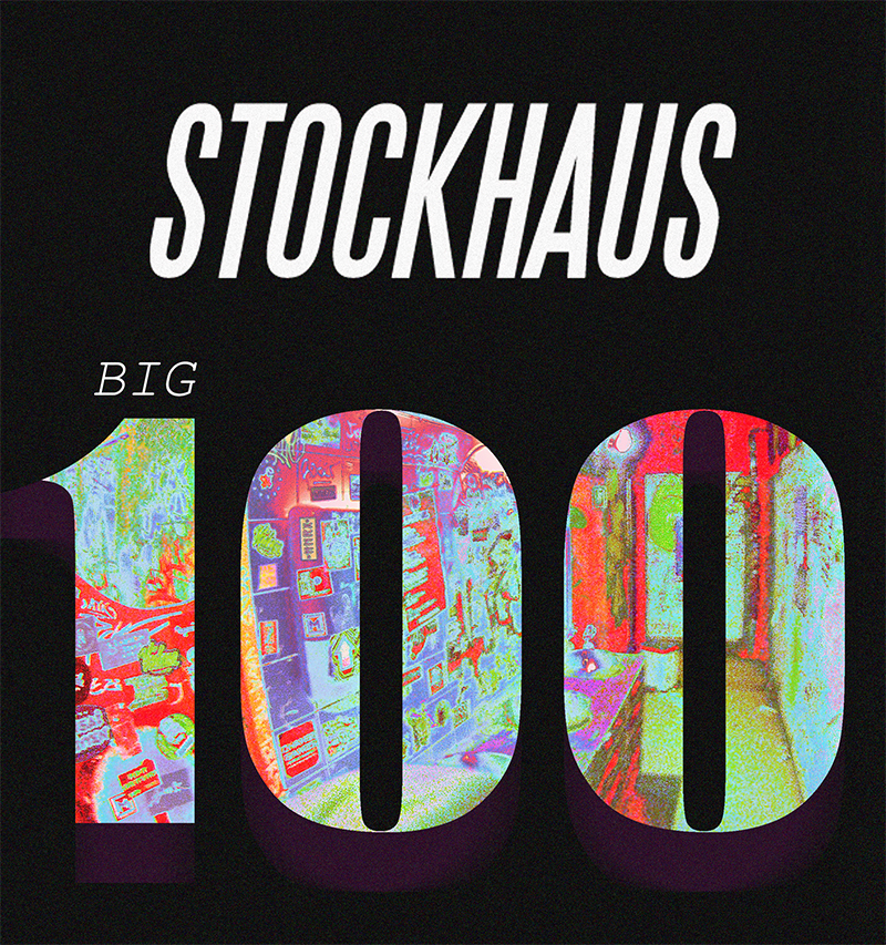 Can it be done? Follow and find out!   STOCKHAUS BIG 100.
