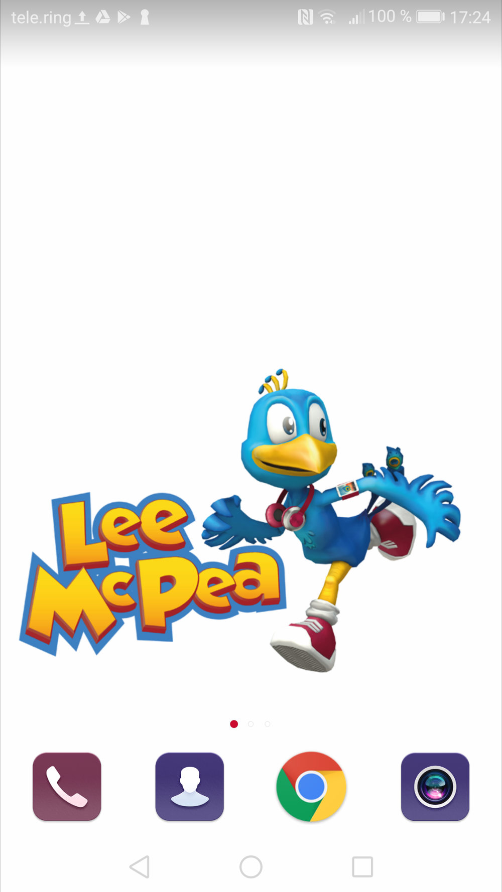 Lee McPea Wallpaper auf Android