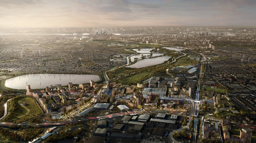 £6bn Meridian Water
