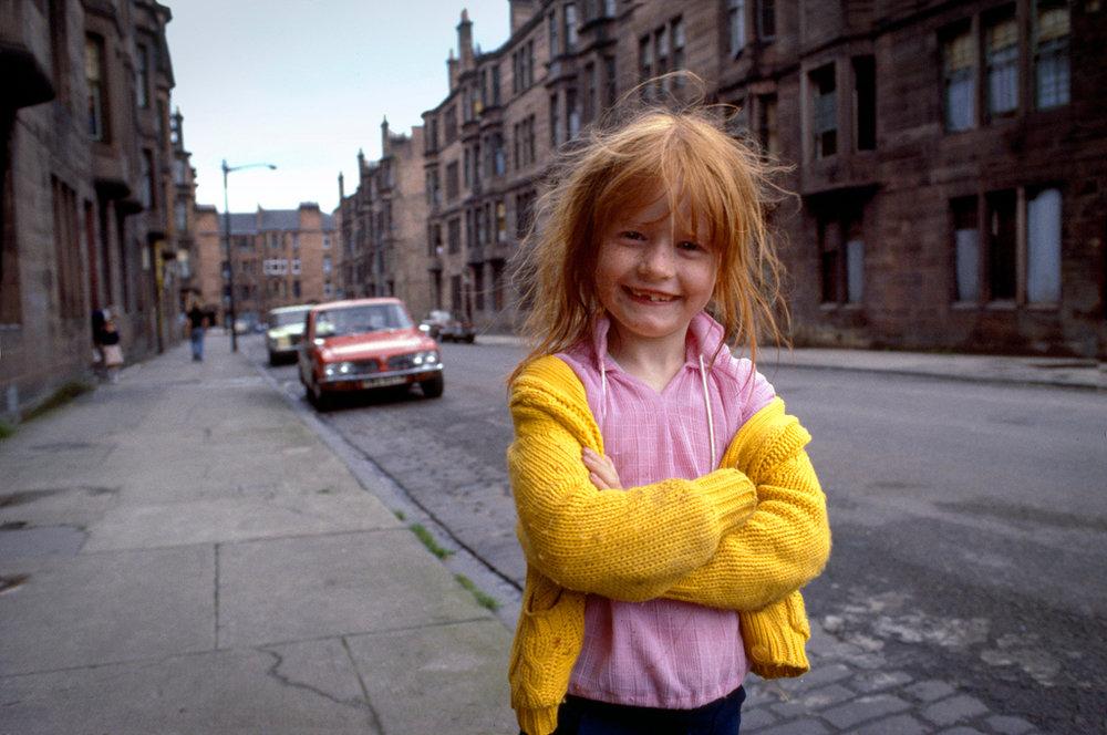 Wee Janie, Glasgow