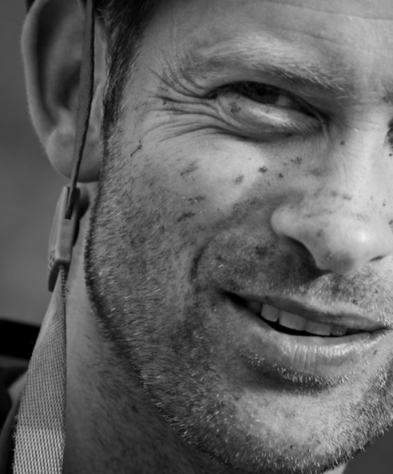 Dirk Van Spitaels - mindful running coach