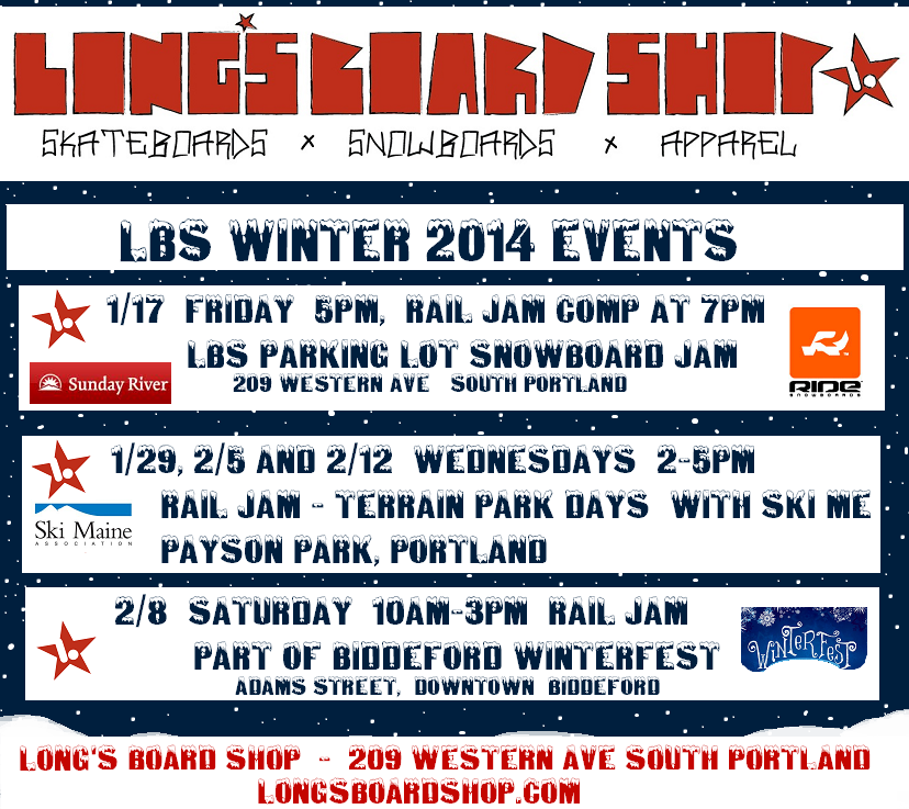 LBS Winter Events