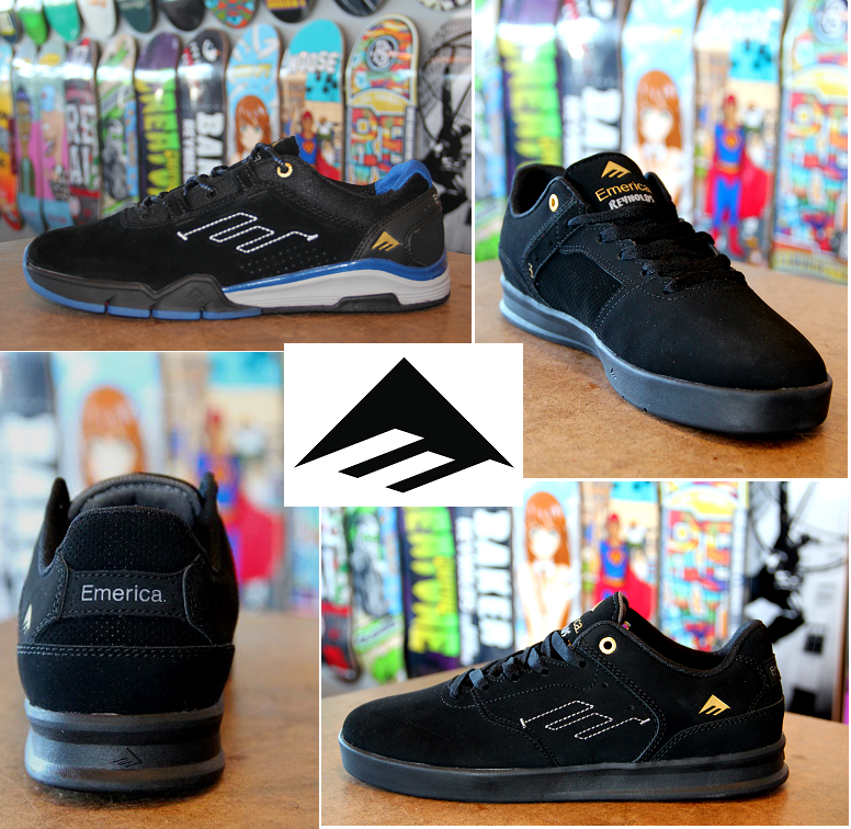 Spring '14 Emerica  Brandon Westgate & Reynolds Low