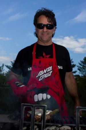 Todd E Grill Master