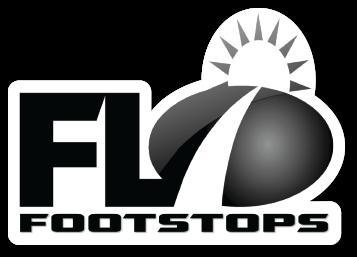 die cut FLO logo