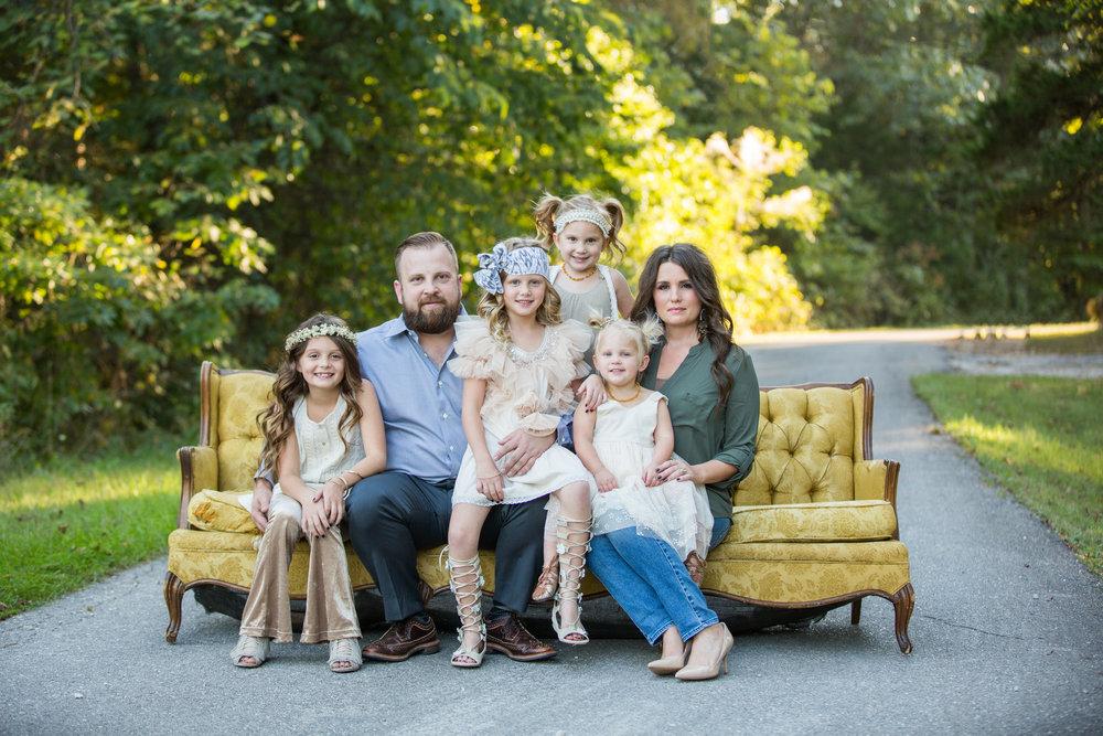 Mouery's Family Photo