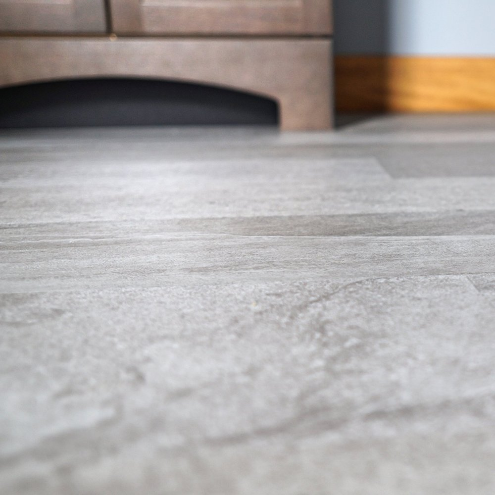 Click here for pictures of vinyl flooring