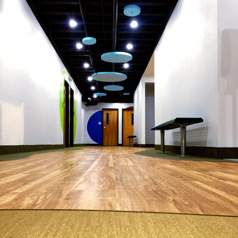 Click here for pictures of commercial flooring jobs