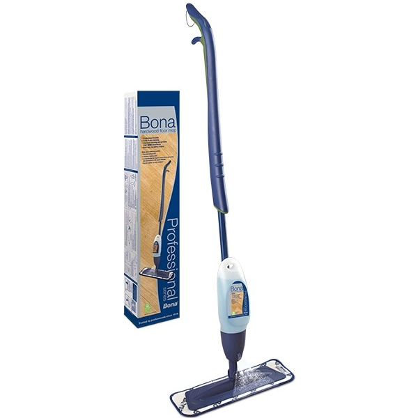 "Bona Care Kit - Aluminum 18"" Spray   Mop"