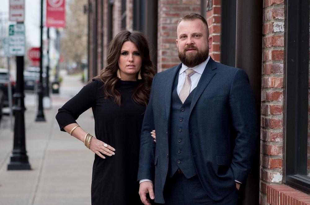 Rick & Elisabeth Mouery