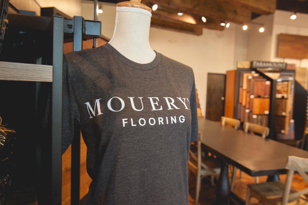 Mouery's Flooring T-Shirt | $15
