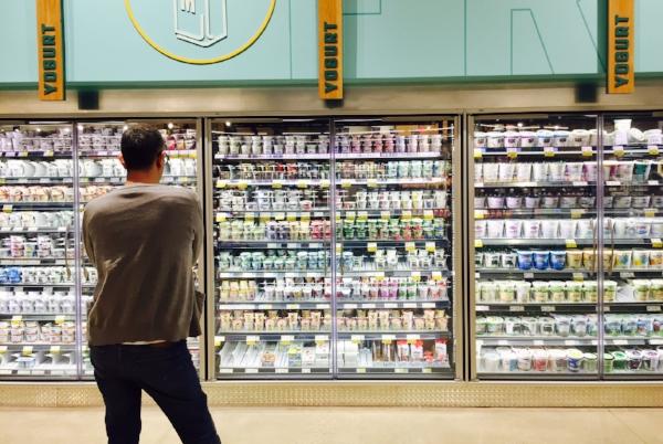 Jeremy and 238,792,387,532,942,309 Greek yogurts (approx)