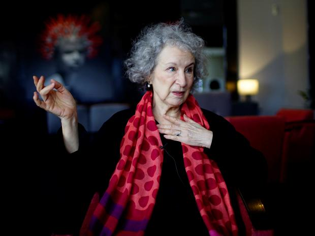 Our Queen Margaret Atwood