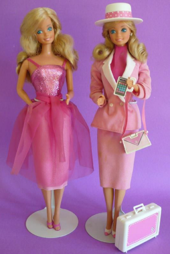 Day to Night Barbie (1984)  sc 1 st  heauxs & TOP 10 80u0027S BARBIES RANKED u2014 HEAUXS