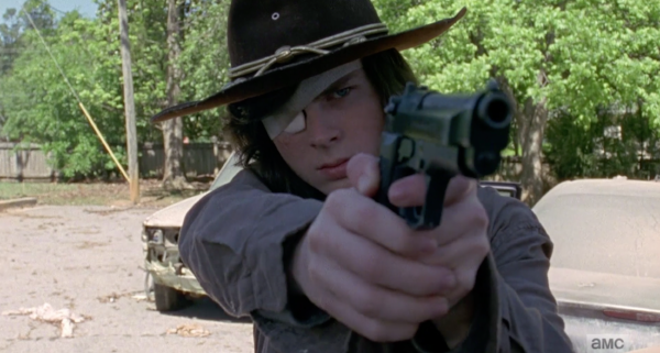 shut up, Carl.