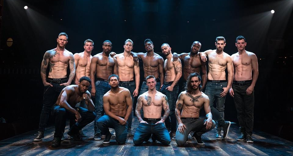 MAGIC MIKE LIVE: A REVIEW OF A REVUE
