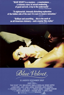 "David Lynch was nominated for best director for the 1986 film ""Blue Velvet."""