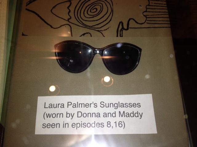 Prop -- Laura Palmer's sunglasses
