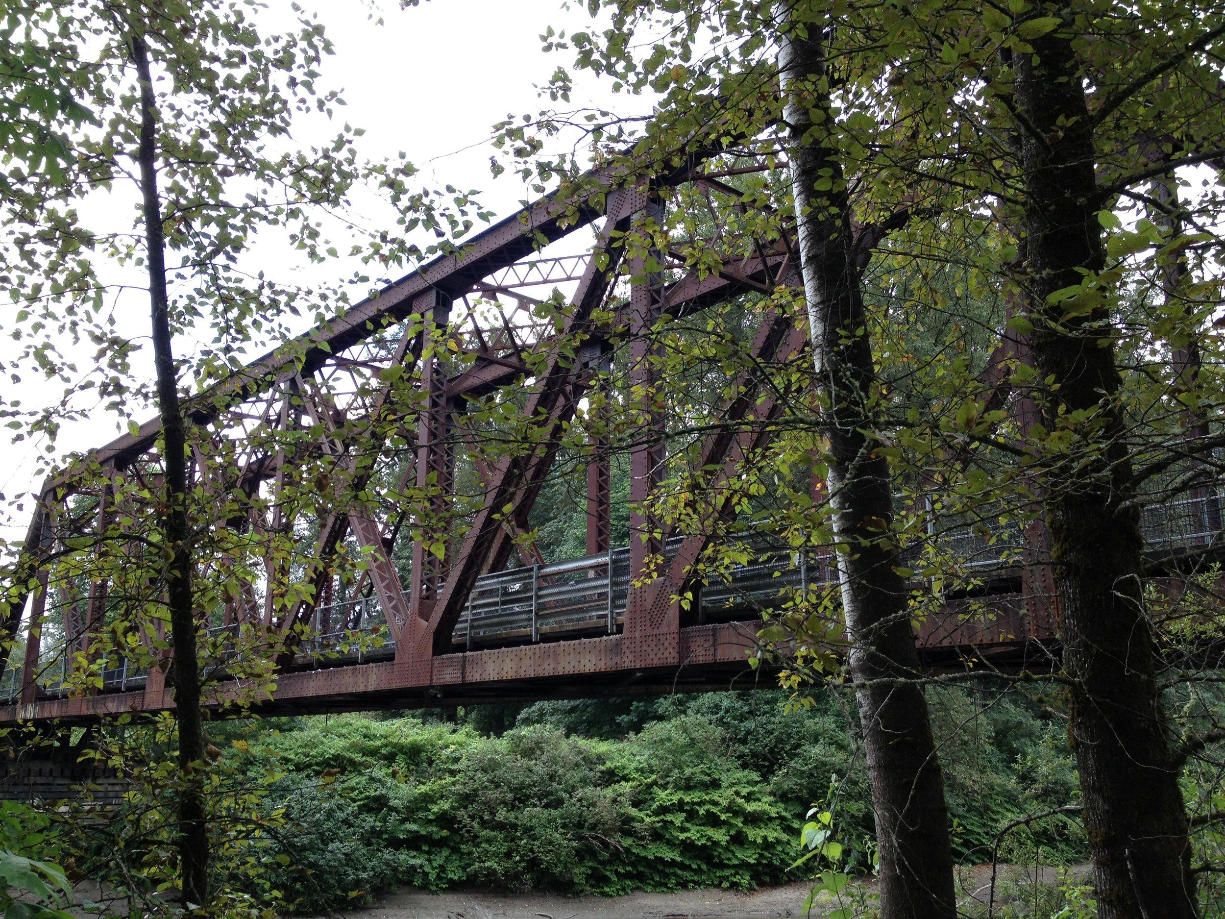 Ronette Pulaski's bridge