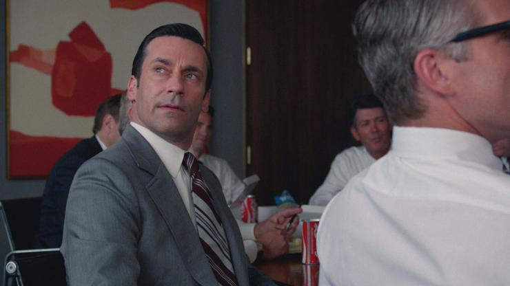 mad-men Don in meeting