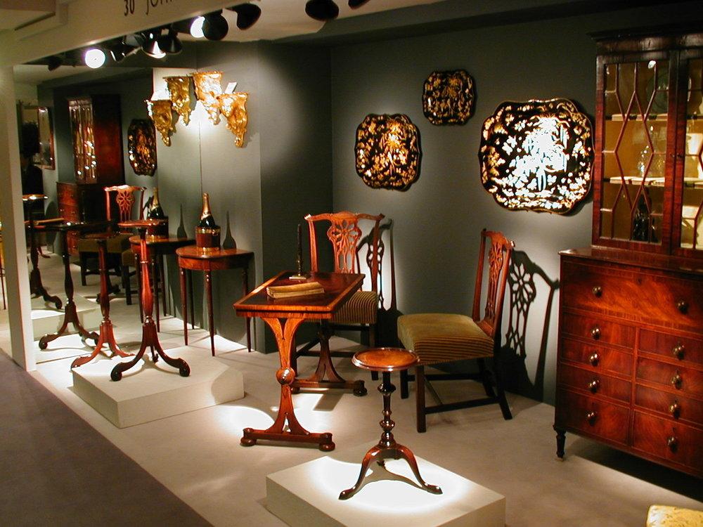 Grosvenor House Antique Fair, London