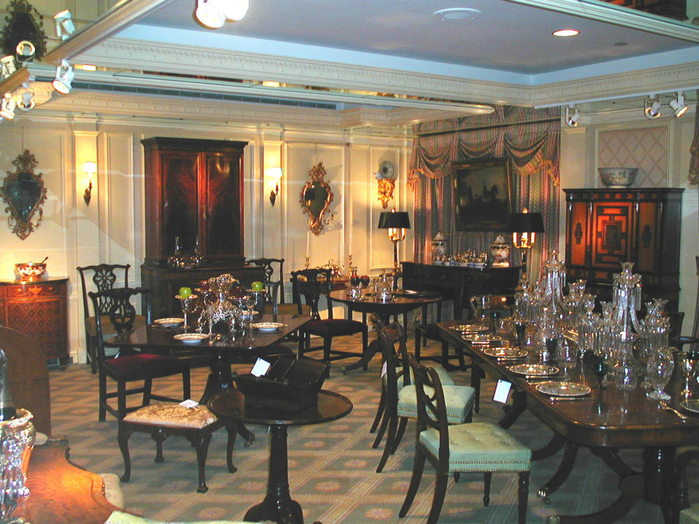 The Versaille Suite, Carlyle Hotel, New York furnished by John Bly