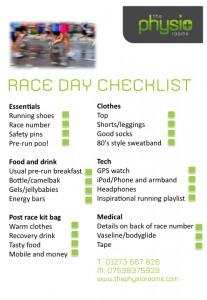 Race Checklist final