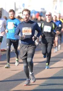 Tom running 2