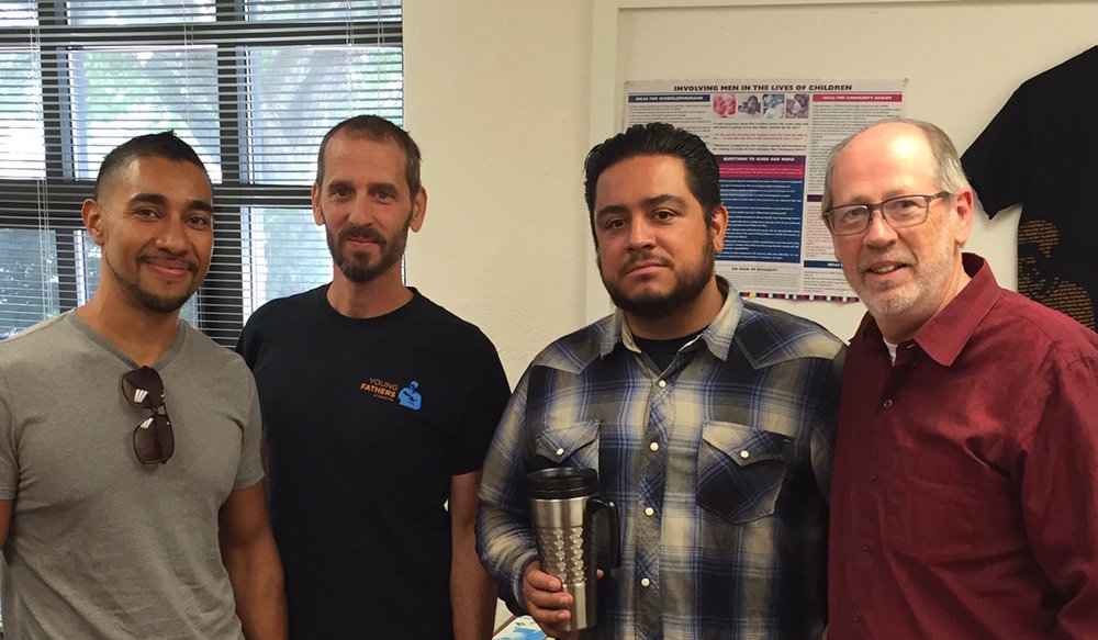 L. to R.; Gabriel Ortega, Johnny Wilson, Damon Archuletta and Barry McIntosh. We're all hoping to hear from you!