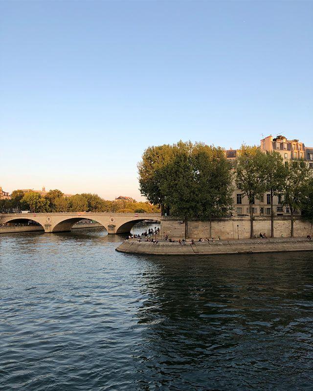 Goodbye Paris, goodbye summer 😢