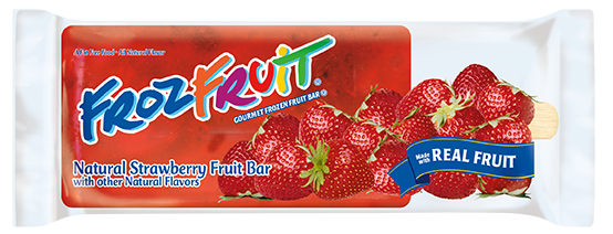 FrozFruit - Strawberry