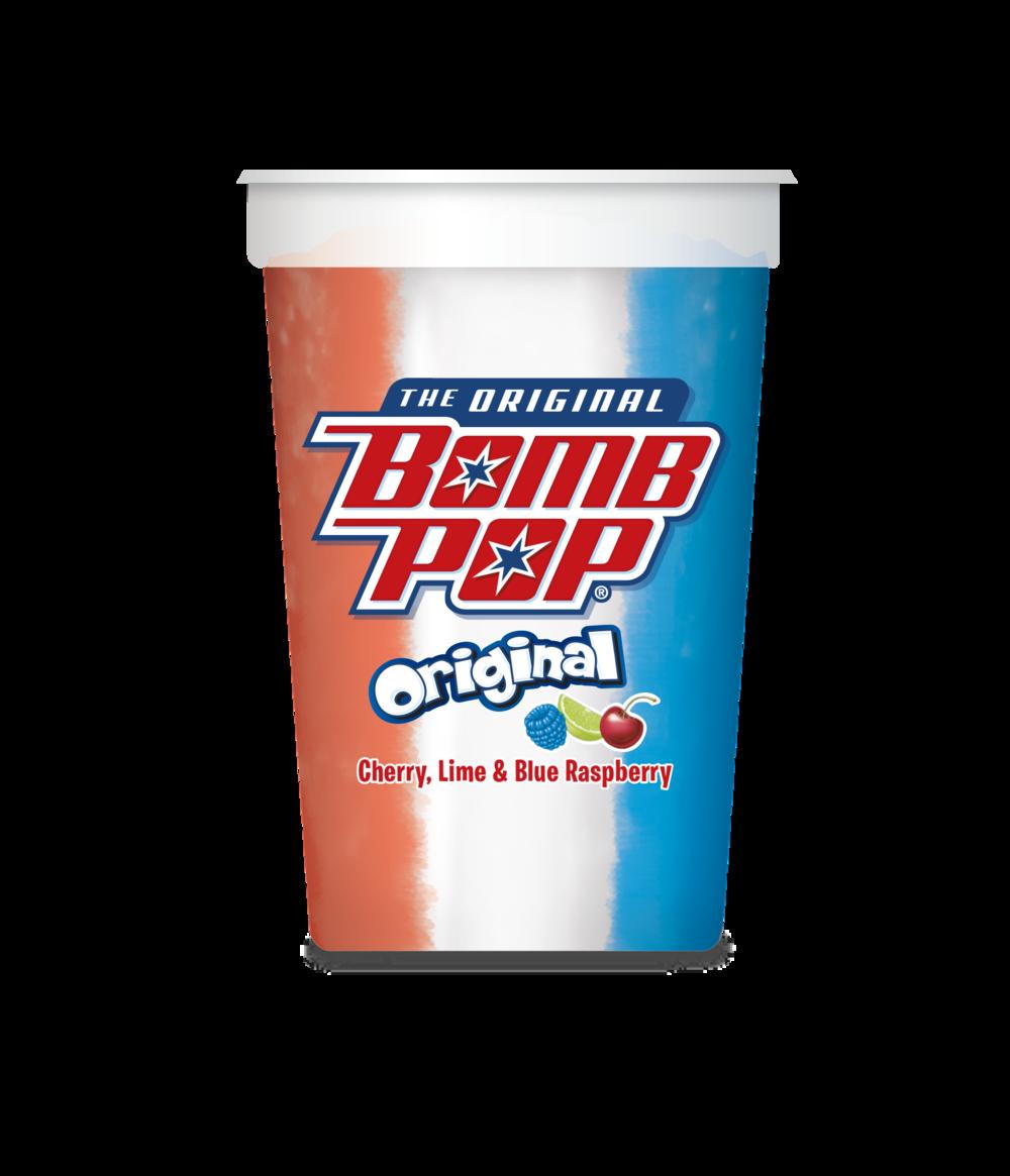 Bomb Pop Cup - Original