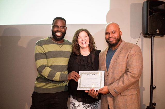Congratulations to Juice Jawn on receiving your award! ・・・ In 2018 Shift Capital, @nkcdc and @impactservices will welcome 9 new business owners to the K&A Corridor including a Vietnamese coffee roaster, Philadelphia Pretzel Factory franchise,  recording studio, Soul Food restaurant, glass blowing studio, 24 Hour daycare facility, Italian restaurant, and two bakeries. • Congratulations to the other winners of the Kensington Avenue Storefront Challenge! Your hard work and dedication is inspiring. We look forward to seeing what comes next.