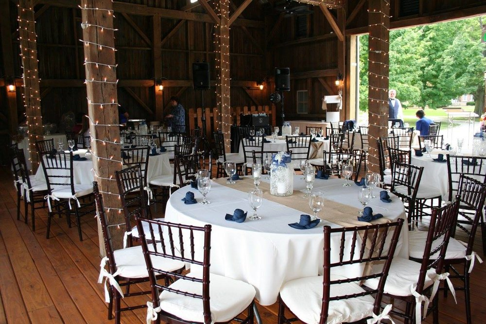Rustic Barn Wedding and Event Facility in Kokomo, Indiana