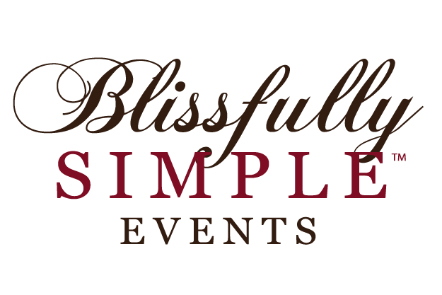 Blissfully Simple Events | Wedding & Event Planner