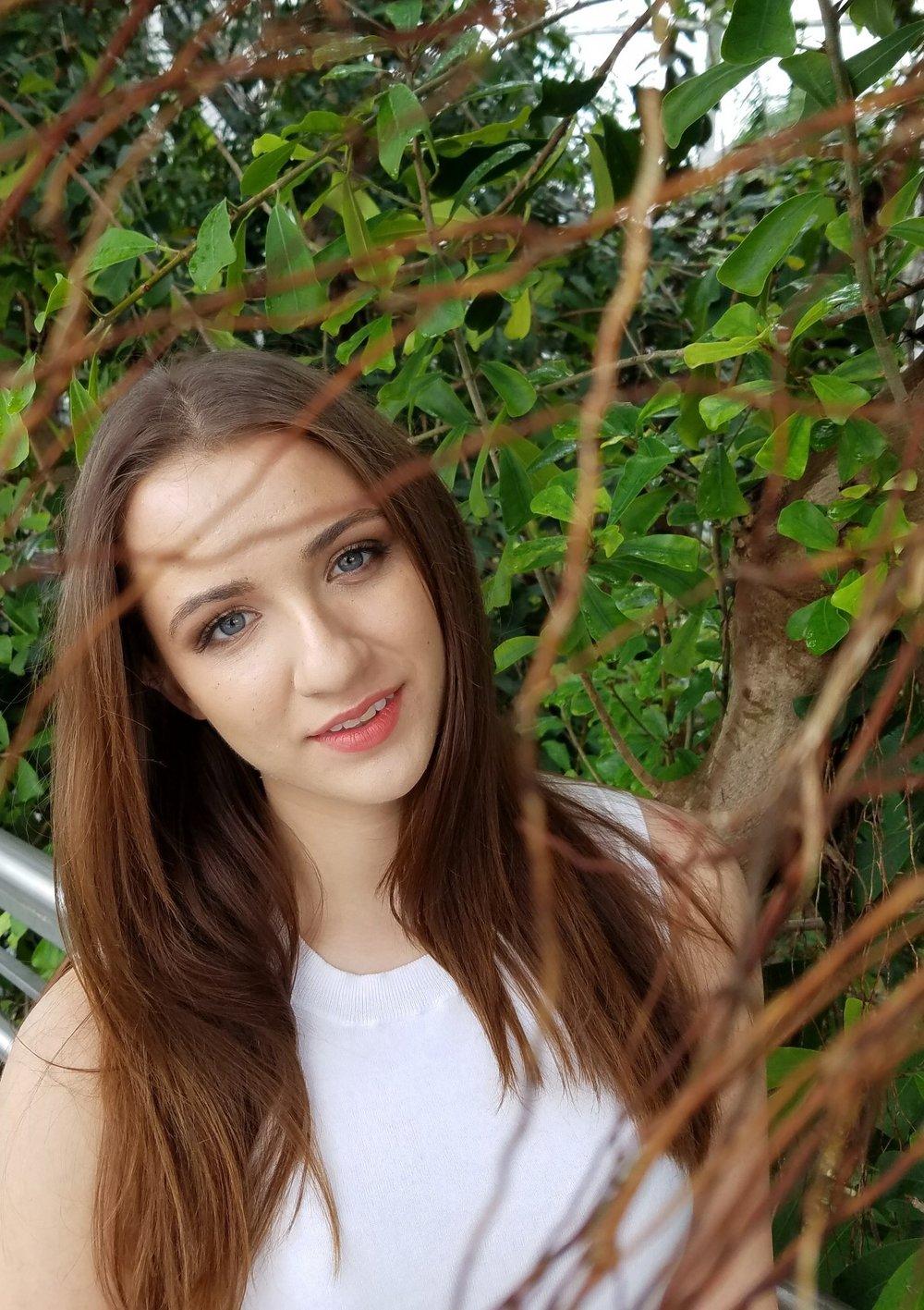 Photo by Alex Hushcha  Model:  Stephanie Hushcha