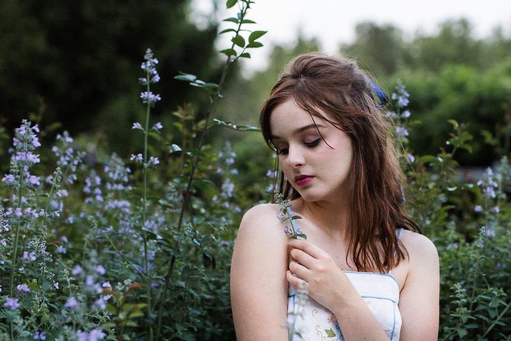 Photo by  Emily Kate Ramsay   Model:  Amanda Michaud