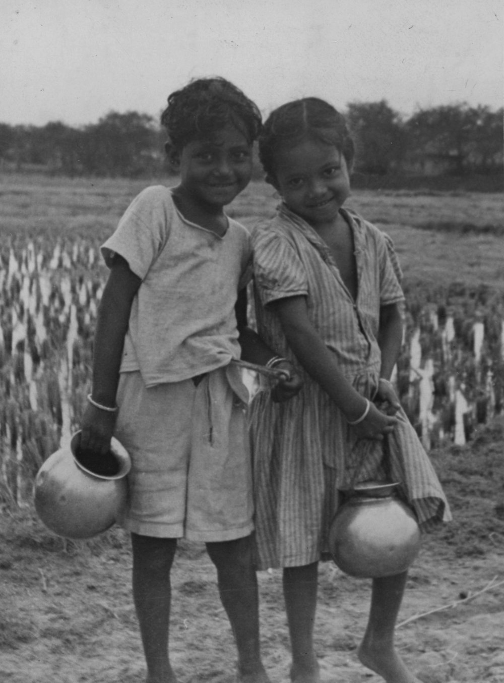 AFSC program in Bengal, 1947