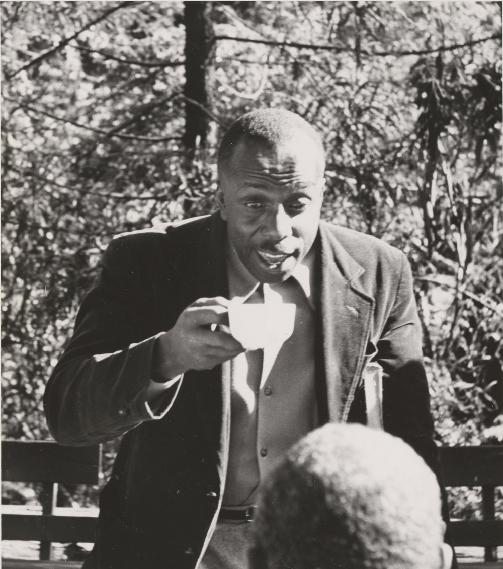 Howard Thurman, ca 1950
