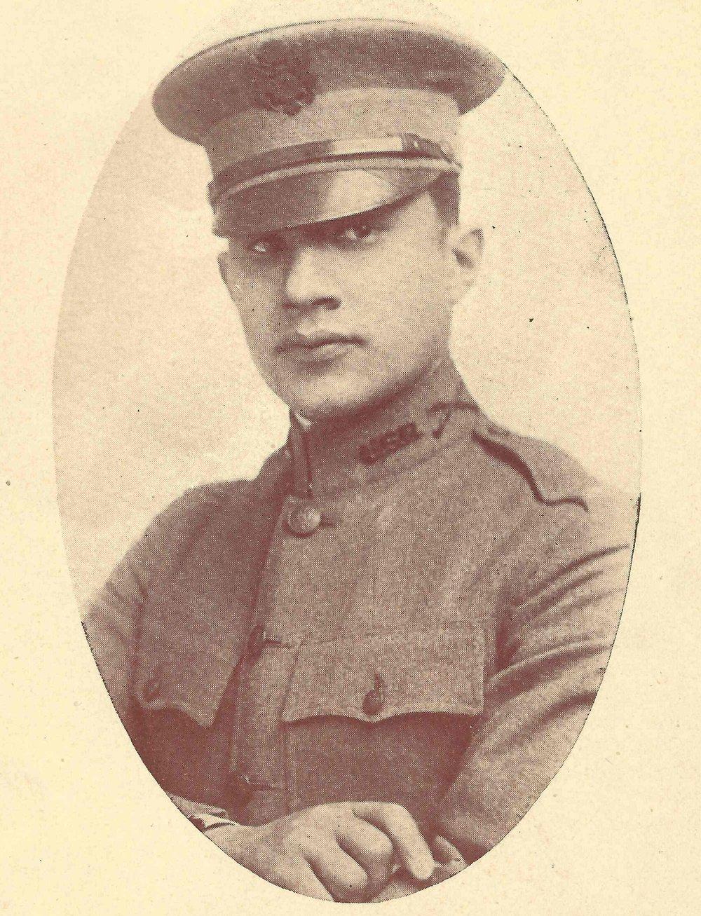 Stuart Nelson, 1918