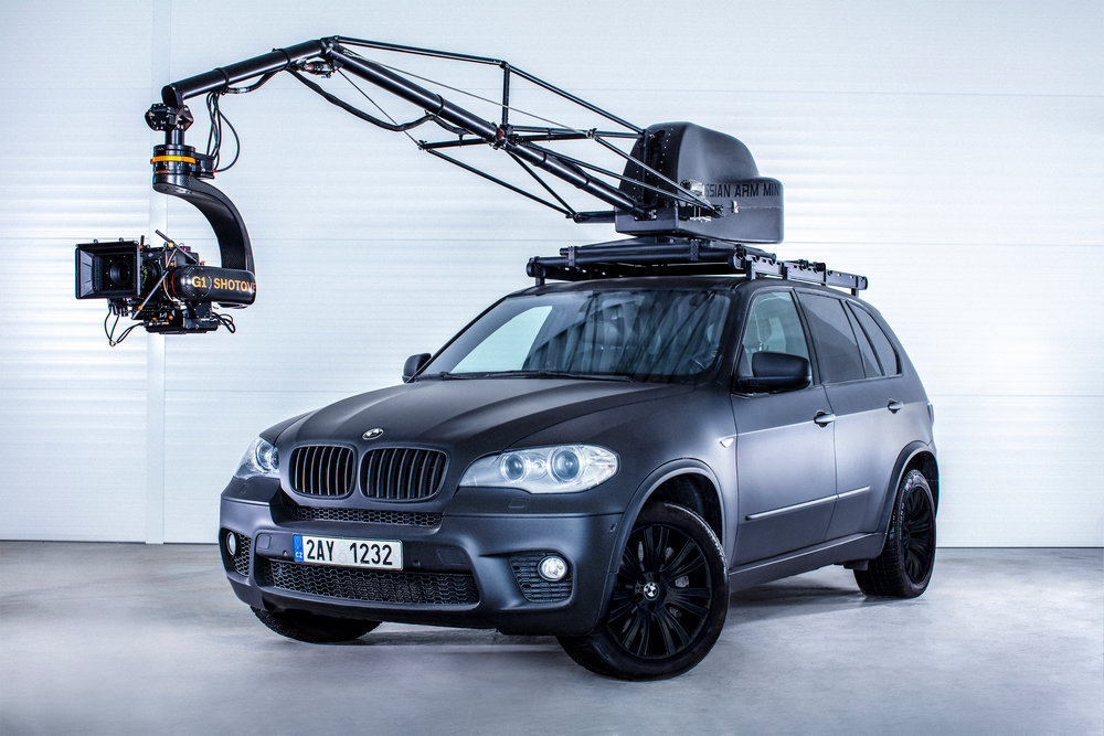 BMW X5M FILMOTECHNIC RUSSIAN ARM -