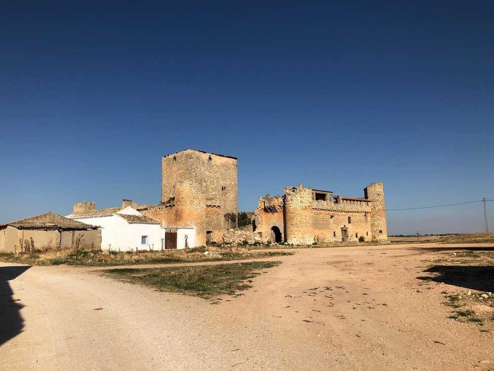 CASTLE AND TOWER OF SANTIAGO DE TORRO