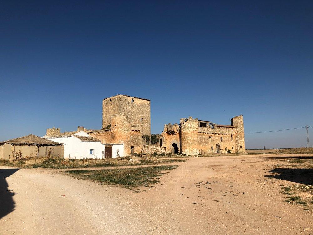 CASTLE AND TOWER OF SANTIAGO DE TORRO