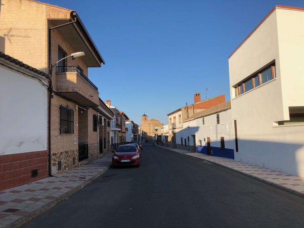 ALMOINA IS DE TOLEDO, SECOND VILLAGE