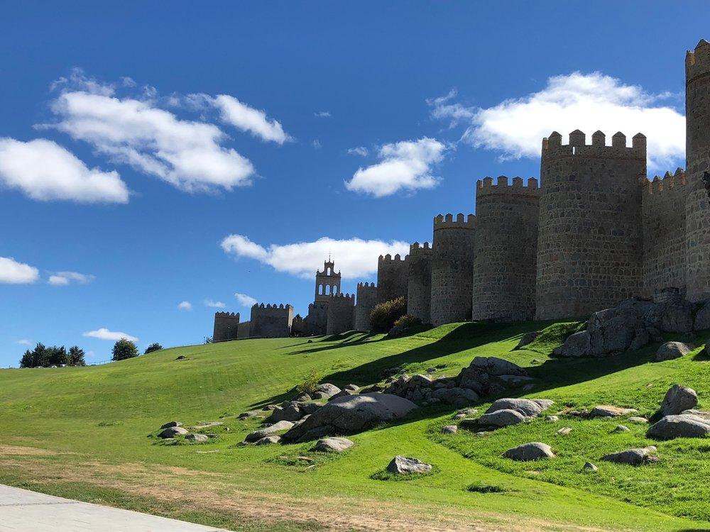 Avila's Walls
