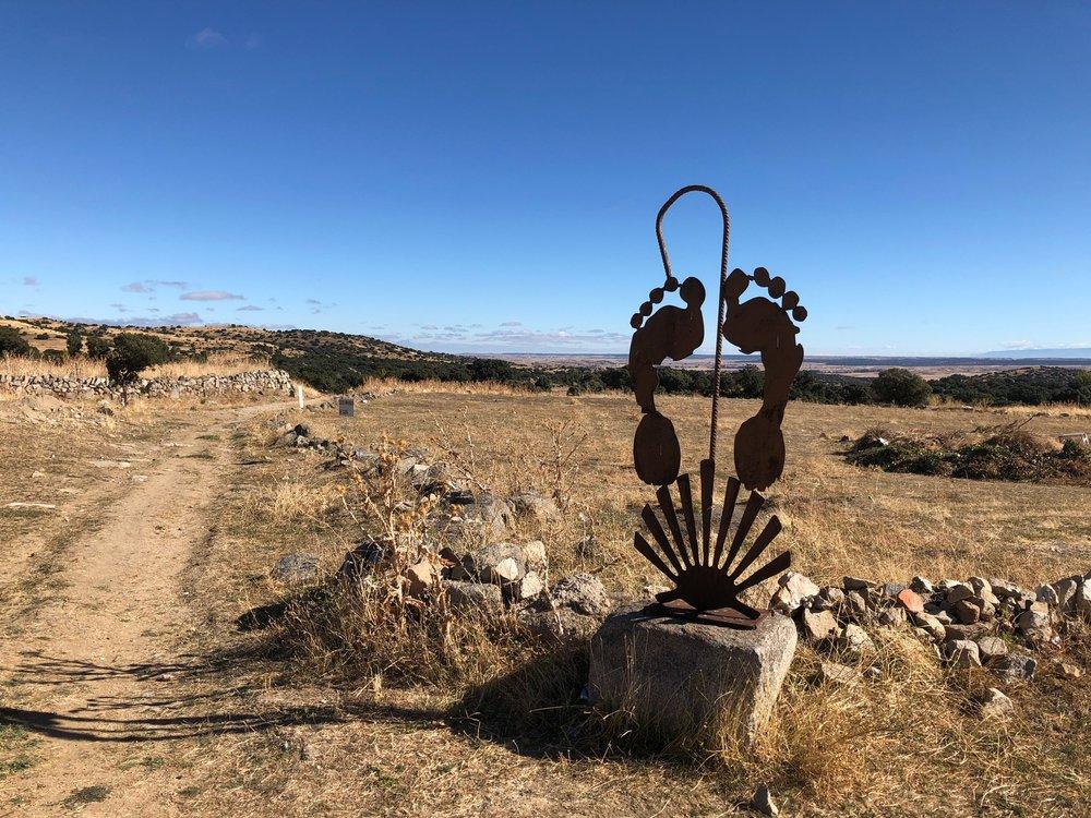 Road after Avila